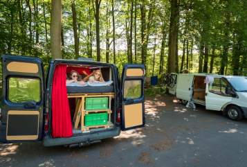 Hire a motorhome in Kassel from private owners| Ford Knatter Karl