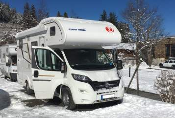 Hire a motorhome in Willich from private owners| Fiat Viewy