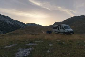 Hire a motorhome in Bremen from private owners| Volkswagen Raffi