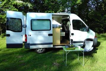 Hire a motorhome in gemeente Groningen from private owners| Renault CompactComfortG