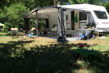 Hire a motorhome in Bad Vilbel from private owners  Dethleffs Dethleffs C'go