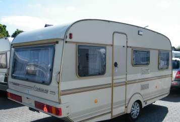 Hire a motorhome in Detmold from private owners| Tabbert Madame La Comtesse - Tabbert