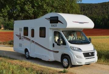 Hire a motorhome in Vught from private owners| Rimor 2018 camper !!
