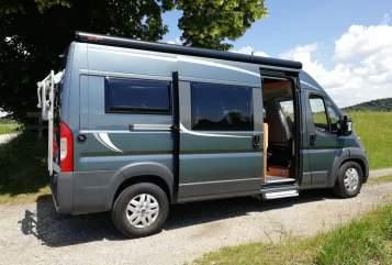 Hire a motorhome in Glonn from private owners  Pössl Pössl 2win Plus