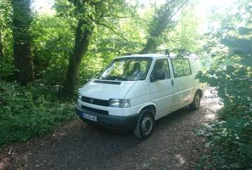 Hire a motorhome in Karlsruhe from private owners  Volkswagen  Mr T.