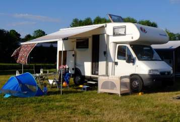 Hire a motorhome in Bochum from private owners| Fiat Torge
