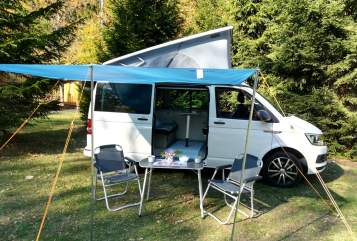 Hire a motorhome in Nürtingen from private owners| Volkswagen Bullino