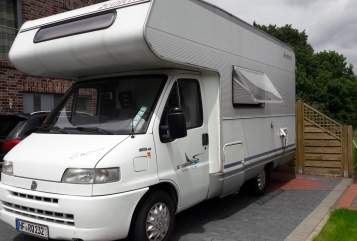 Hire a motorhome in Enger from private owners| Fiat Fiat 230