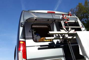 Hire a motorhome in Konstanz from private owners| Fiat Ducato Fiat Ducato