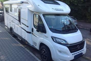 Hire a motorhome in Frankfurt am Main from private owners| Mobilvetta K Silver 56 Mobilvetta