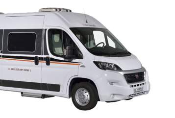 Hire a motorhome in Bad Reichenhall from private owners  Pössl Camper