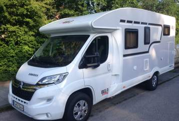Hire a motorhome in München from private owners| Citroen MAX