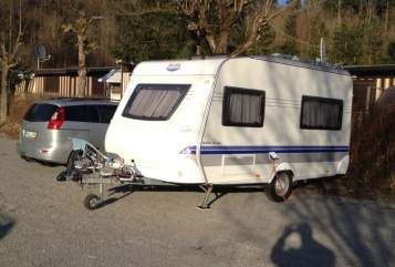 Hire a motorhome in Bad Rappenau from private owners| Hoppy Jörg Uhlig