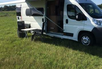 Hire a motorhome in Bargfeld-Stegen from private owners| Fiat  Mary