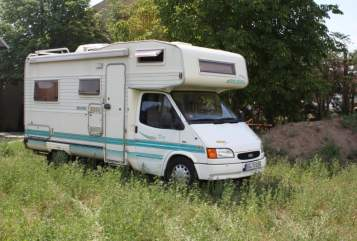 Hire a motorhome in Trebur from private owners| Ford Transit Turbo
