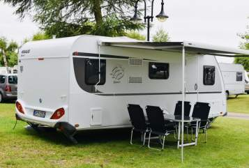 Hire a motorhome in Bassum from private owners| Knaus Sport Rumtreiber