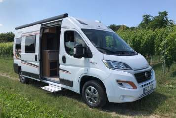 Hire a motorhome in Schwaigern from private owners| Fiat / Weinsberg CaraBus Fire