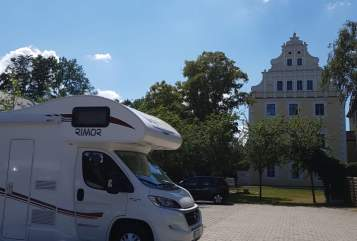 Hire a motorhome in Seeblick from private owners| Fiat Rimor