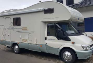 Hire a motorhome in Bonn from private owners| Ahorn Familiencamper