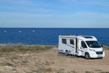 Hire a motorhome in Mönchengladbach from private owners| Fiat Multijet MCYK