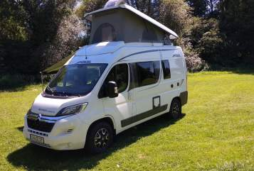 Hire a motorhome in Landkreis Ingolstadt from private owners| Pössl AnnaCamper