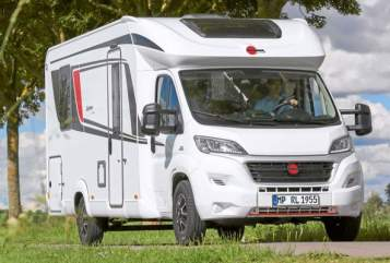 Hire a motorhome in Lehrte from private owners| Bürstner WuMo