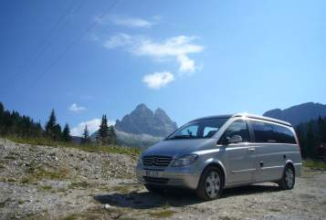 Hire a motorhome in Marl from private owners| Mercedes-Benz Viano  Sterni