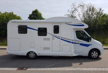 Hire a motorhome in Buchloe from private owners| ahorn ACT 690 Plus