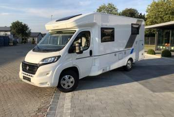 Hire a motorhome in Hengersberg from private owners| Fiat Ducato Sunliving S70SL