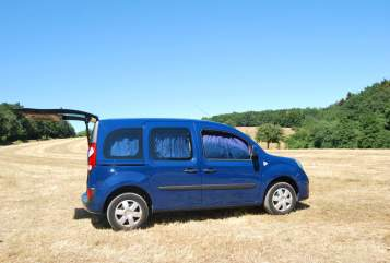 Hire a motorhome in Haan from private owners| Renault Kangoo