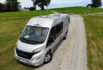 Hire a motorhome in Scheidegg from private owners| Malibu Malibu 600