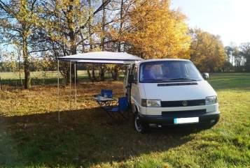 Hire a motorhome in Ludwigsfelde from private owners| VW Sherlock Holmes
