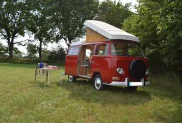 VW T2a in Flensburg mieten von privat inkl. Versicherung