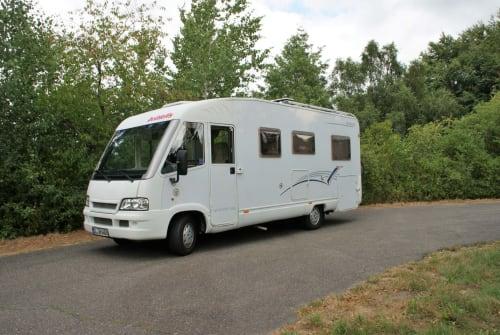 Hire a motorhome in Schafflund from private owners| Dethleffs Schneckenhaus