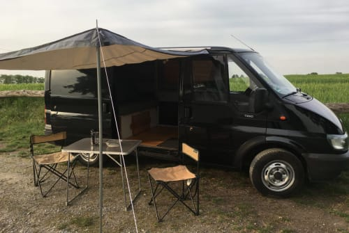 Hire a motorhome in Erkrath from private owners  Ford Rollin'Home