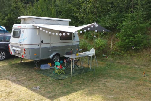 Hire a motorhome in Paderborn from private owners| Hymer  Cara