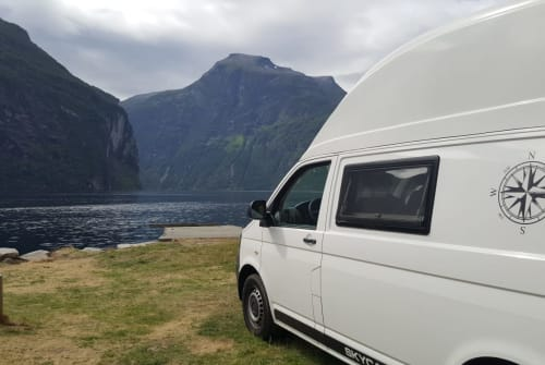 Hire a motorhome in Flensburg from private owners| VW Panda