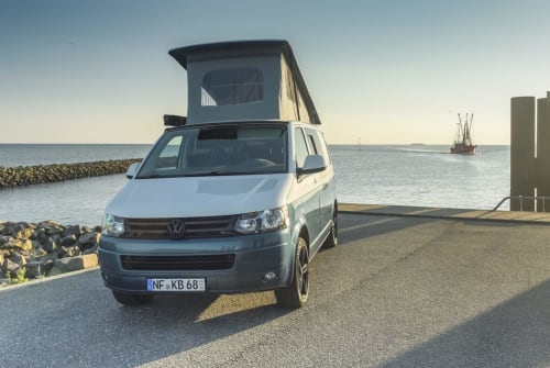 Hire a motorhome in Karlum from private owners| Volkswagen Dünencamper 5