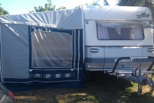 Hire a motorhome in Stutensee from private owners  Fendt AusZeit