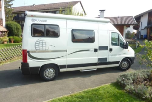 Hire a motorhome in Weichs from private owners  Citroen Jumper Womo