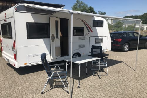Hire a motorhome in Rösrath from private owners| Bürstner Premio_Cologne