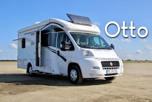 Hire a motorhome in Edemissen from private owners  Sunlight T64 Otto
