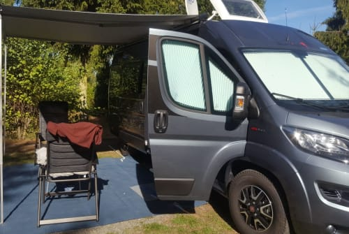 Hire a motorhome in Bremen from private owners  Fiat Ducato Benny