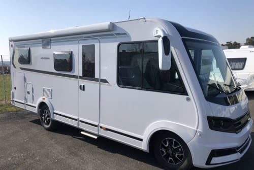 Hire a motorhome in Rühn from private owners| Weinsberg  Urlaubszeit