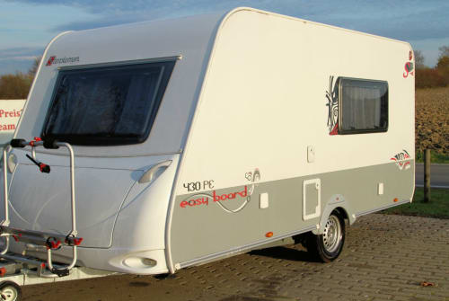 Hire a motorhome in Erdweg from private owners  Sterckeman Home-Is-Where-You-Park-It