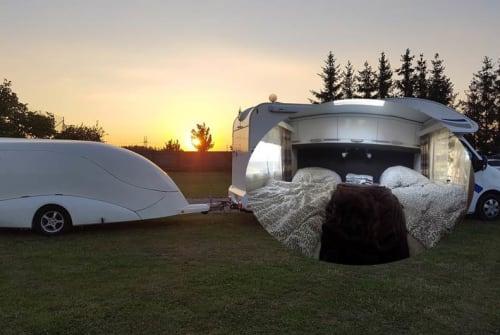 Hire a motorhome in Oberhausen from private owners| Adria Premium Adria