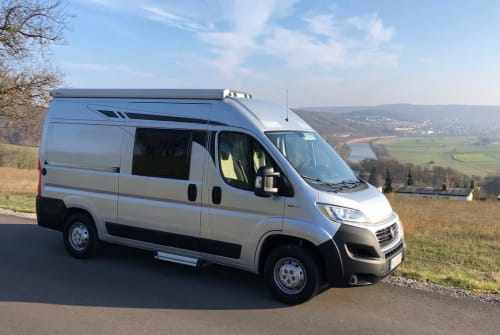 Hire a motorhome in Mosbach from private owners| Pössl Roadcar Nils
