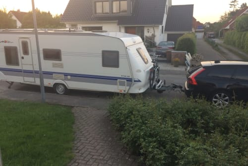 Hire a motorhome in Lübeck from private owners  Hobby  Ostsee-Traum