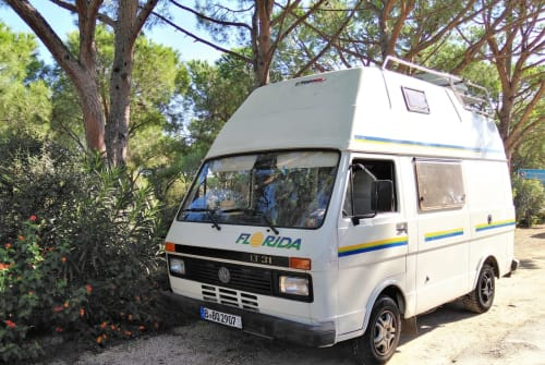 Hire a motorhome in Berlin from private owners  VW Florida LT 31 FLORIDA