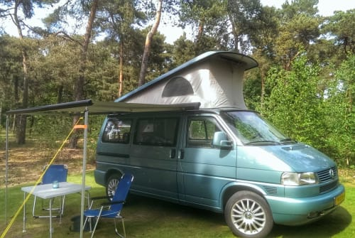 Hire a motorhome in Cuijk from private owners  Volkswagen T4 Generation